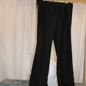 Aspire Black Yoga Pants